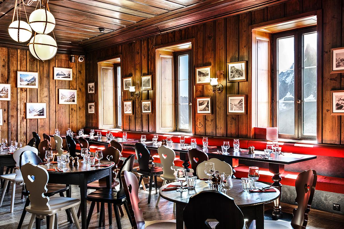 Restaurant du Montenvers - Chamonix
